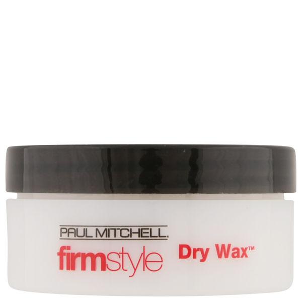 Dry wax