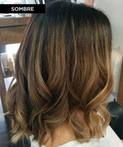 Sombre Hair Colour